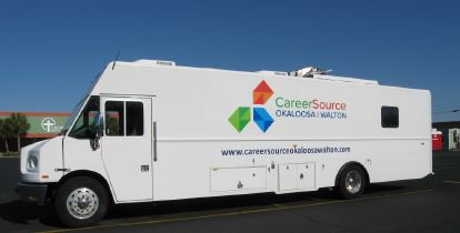 Mobile CareerSource Okaloosa Walton Center