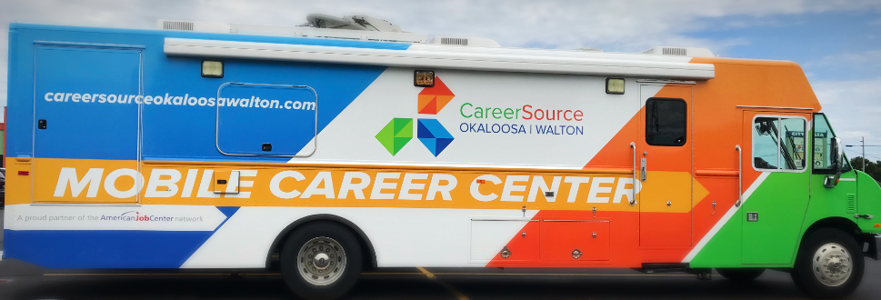 Mobile CareerSource Okaloosa Walton Center